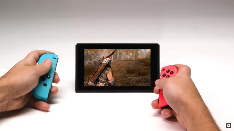 Los desarrolladores de Skyrim para Nintendo Switch anunciaron muchas novedades.