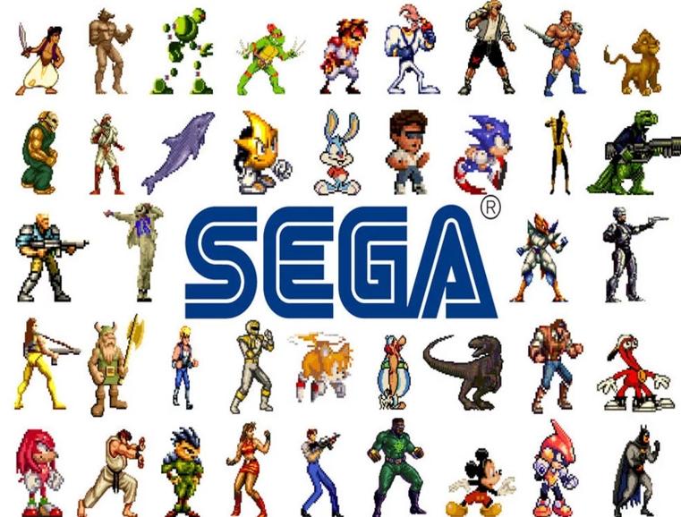 Ahora los juegos clasicos de Sega Genesis llegan al móvil.