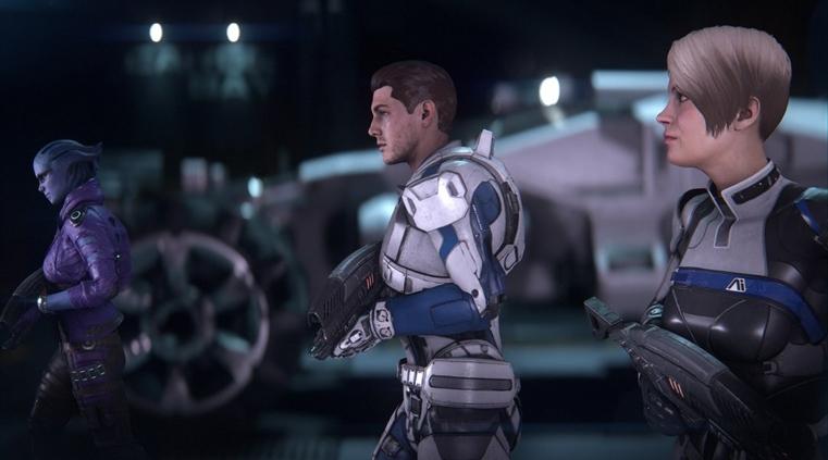 El nuevo parche de Mass Effect Andromeda tiene nuevas opciones de romance.