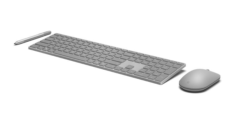 El nuevo teclado de Microsoft tiene funciones escondidas.