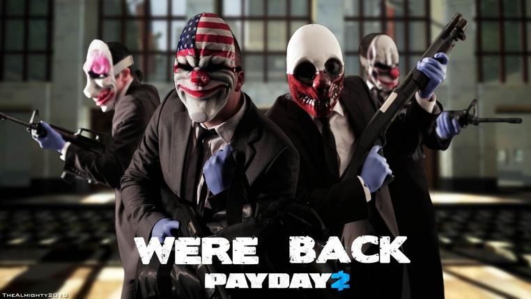 El juego Payday 2 está disponible y gratis en la plataforma Steam.