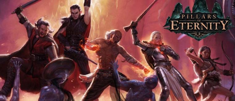 El estreno del juego Pillars of Eternity será en agosto.