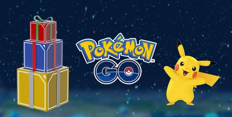 Grandes fiestas de cumpleaños llegarán en la Pokemon Go actualizacion.