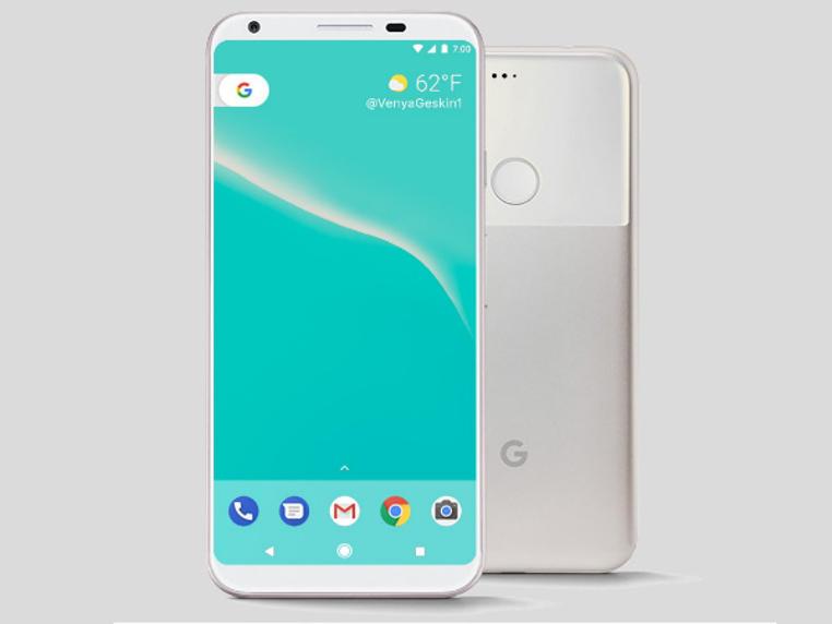 smartphone de lg y google