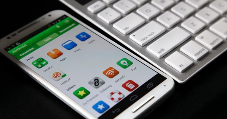 controlar móvil android desde la pc