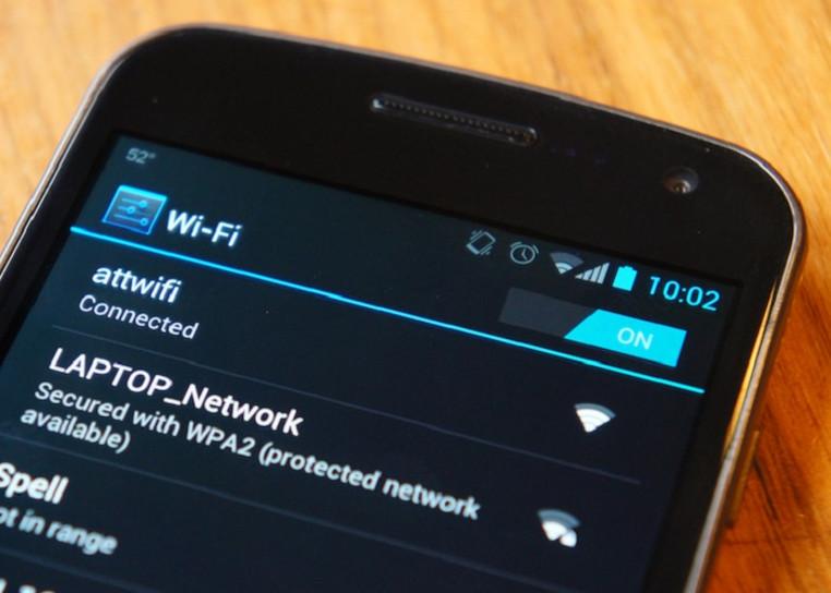 Cómocompartir conexion WiFi en Android