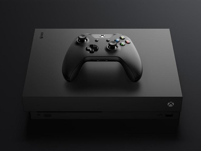 juegos 4k solo activos para la consola Xbox One X