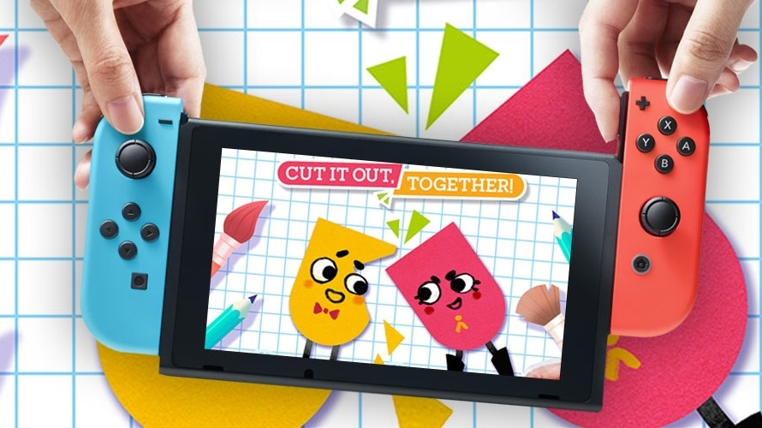 juego Snipperclips