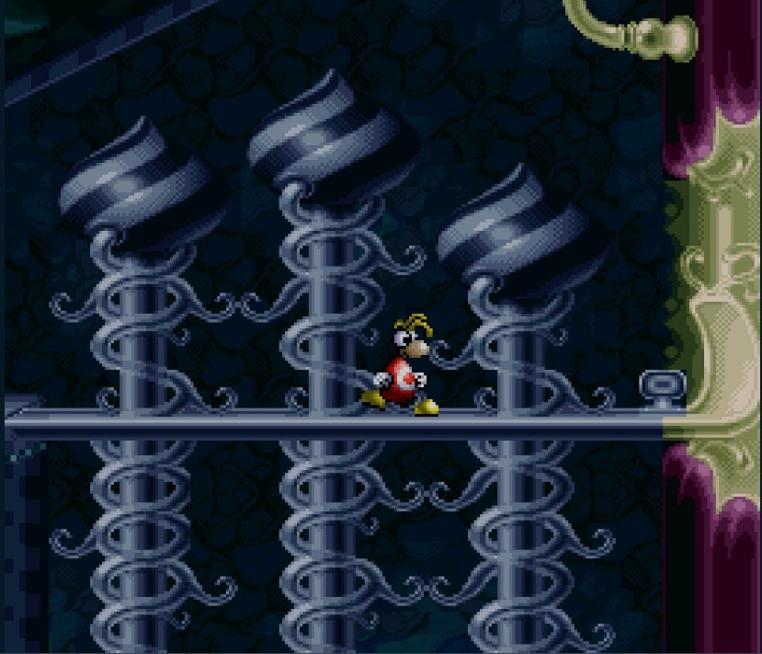 prototipo de Rayman
