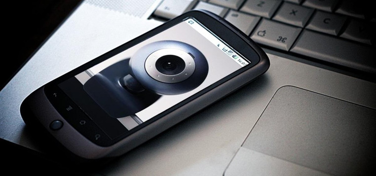 Usar la camara del movil como webcam