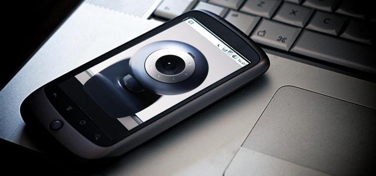 Usar la camara del movil como webcam