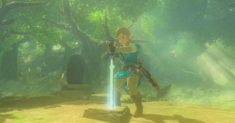 Zelda The Master Trials, el primer DLC deBreath of the Wild